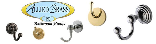Allied Brass Bathroom Hooks