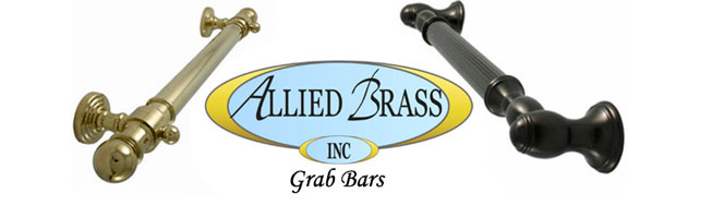 Allied Brass Grab Bars