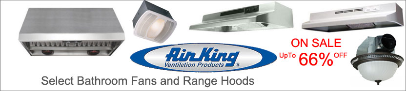 Air King Bathroom Fans On Sale