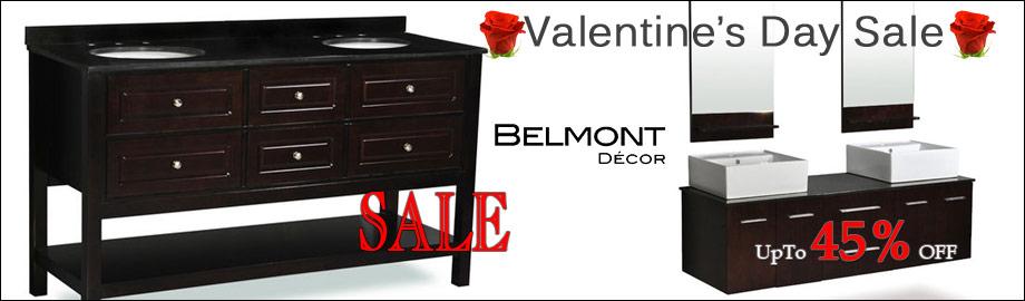 Belmont Bath Vanities On Sale