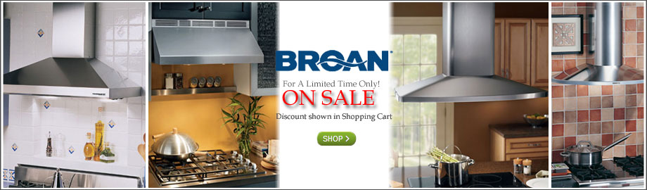 Broan, On Sale