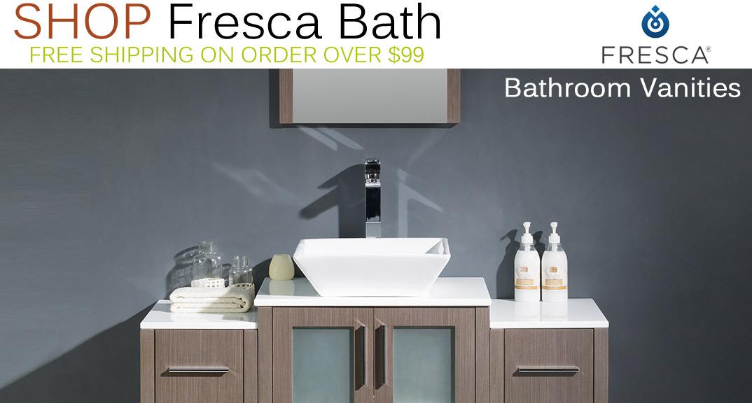 Fresca Bath Vanities