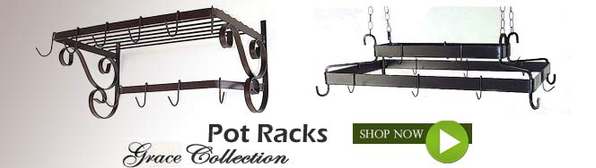 Grace Pot Racks