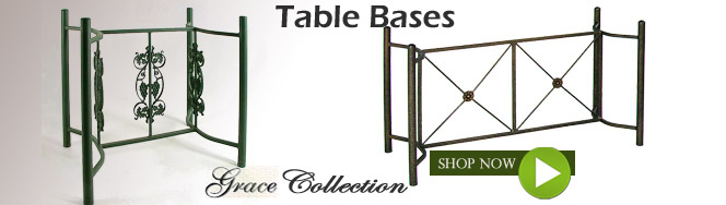 Grace Table Bases