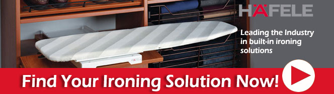 Hafele Ironing Solutions
