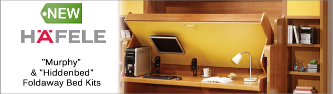 Hafele Foldaway Bed hardware