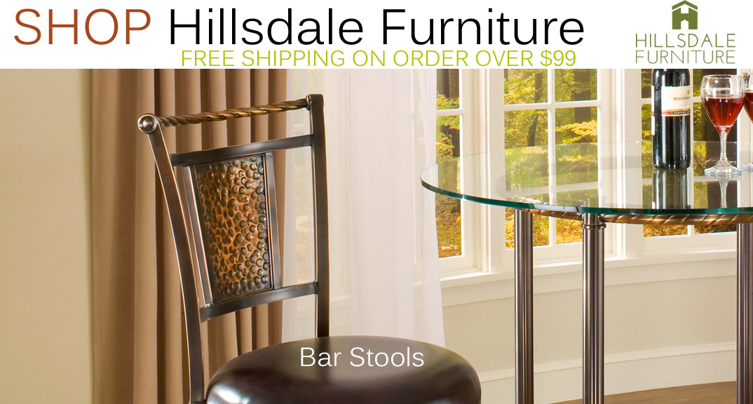 Hillsdale Furniture Bar Stools On Sale