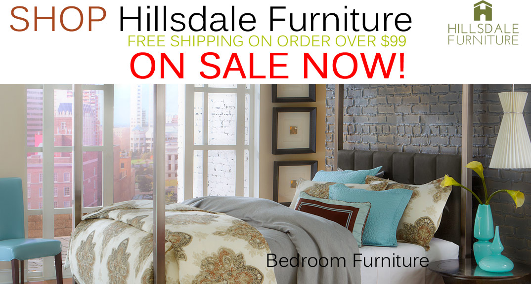 Hillsdale Furniture Bedroom Furniture On Sale Now!