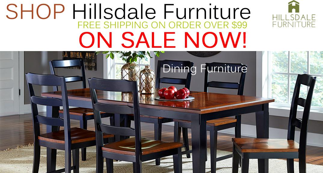 Hillsdale Furniture Dining Room Furniture Sale