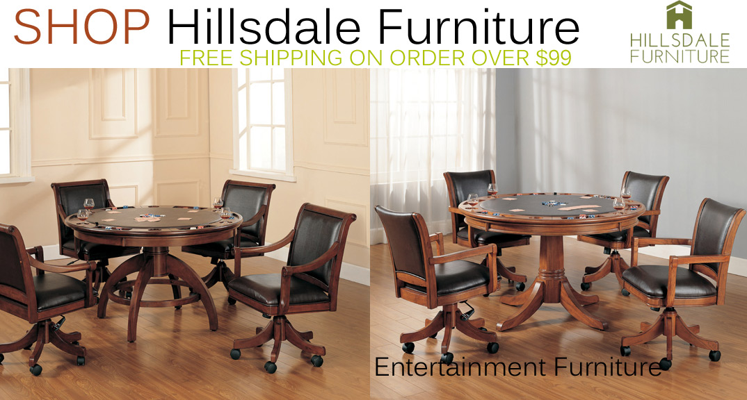 Hillsdale Furniture Entertainment Furniture On Sale Now!