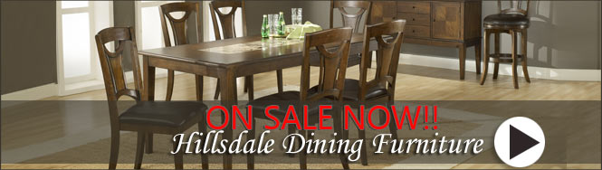 Hillsdale Furniture Dining Room Furniture Sale
