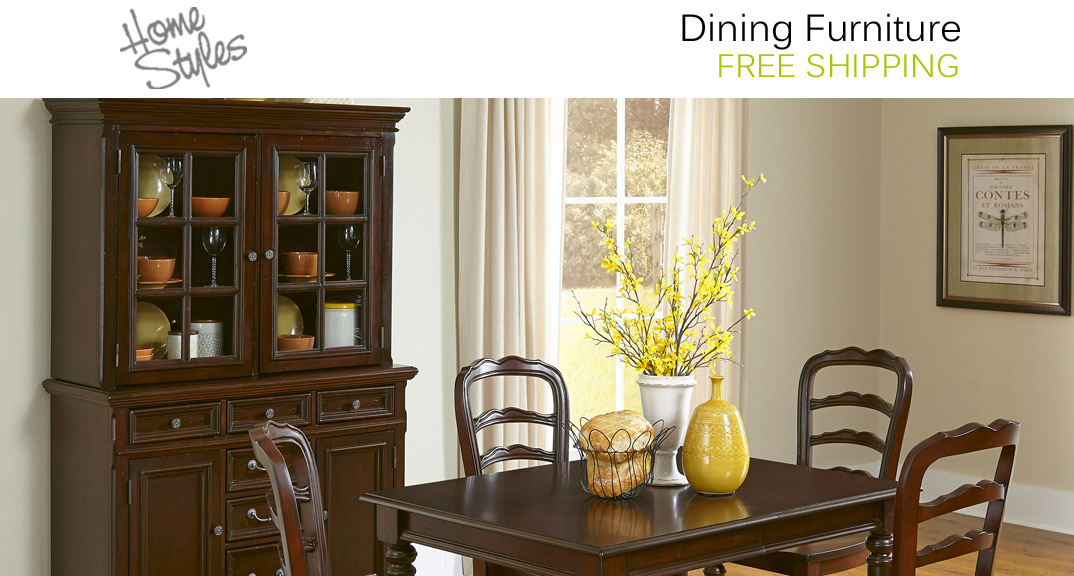 Home Styles Dining Furniture - Table and Chairs at KitchenSource.com