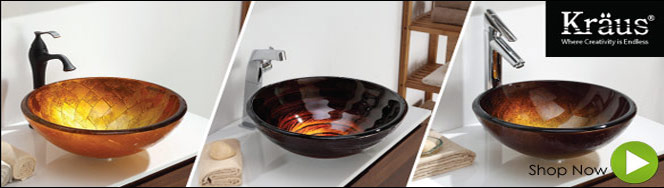 Kraus USA Bathroom Sinks