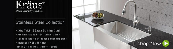 Kraus USA Kitchen Sinks