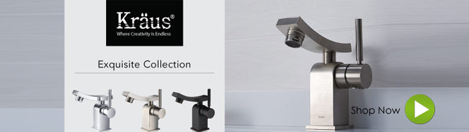 Kraus USA Bathroom Faucets