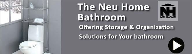 Neu Home Bathroom storage