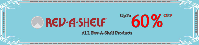 Rev-A-Shelf Pull-Out Tash Cans at KitchenSource.com