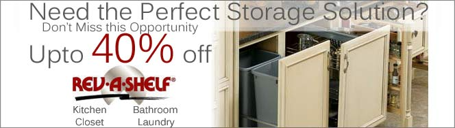 Rev A Shelf  Trash Can Sale