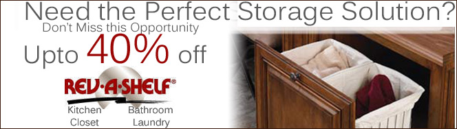 Laundry Hampers by Rev-A-Shelf on Sale Now!