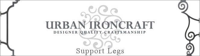 Urban Ironcraft Countertop Support Legs
