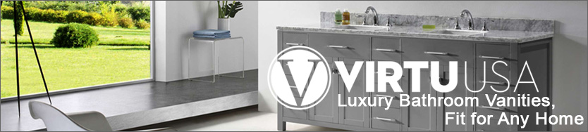Virtu USA Bathroom Vanities At KitchenSource.com On Sale