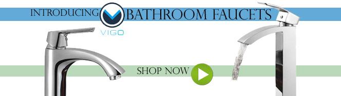 Vigo Bathroom Faucets