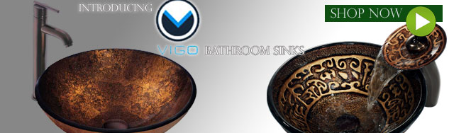 Vigo Bathroom Sinks