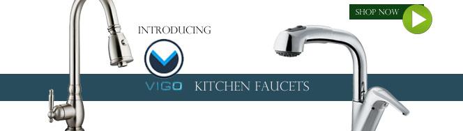 Vigo Kitchen Faucets