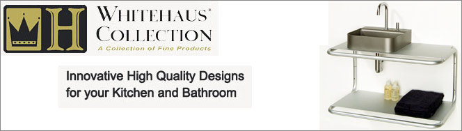 Whitehaus Bathroom Designs
