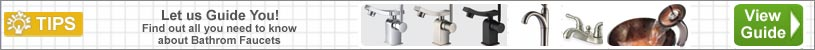 How to choose the right Bathroom Faucet for your Home. Bathroom Faucet Buying Guide
