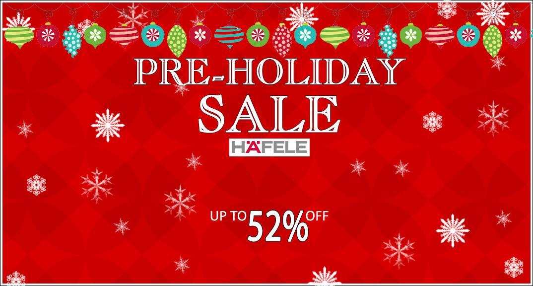 Hafele On Sale