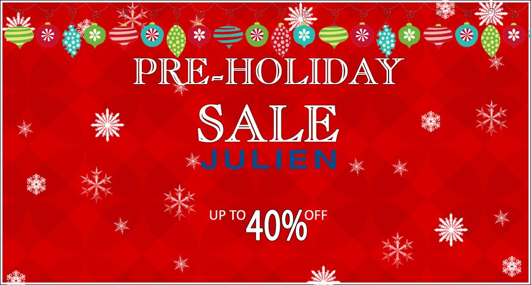 JULIEN On Sale