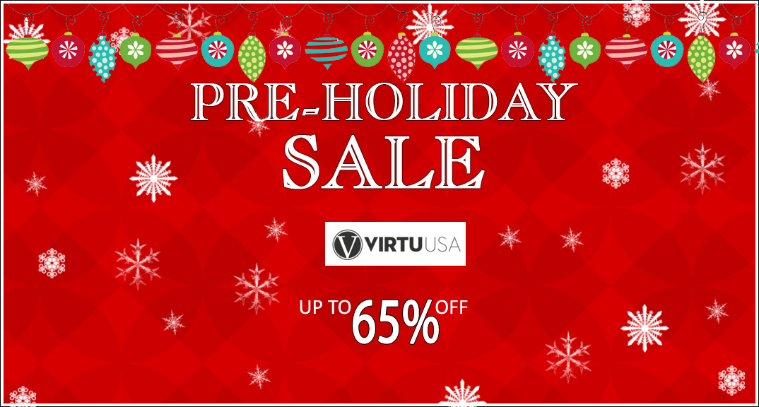 Virtu Bathroom Vanities on Sale