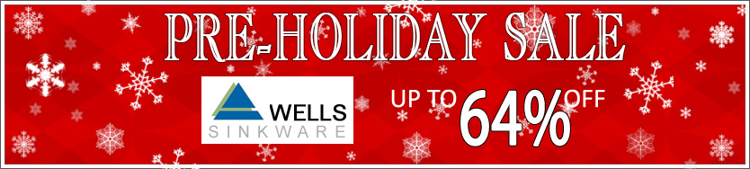 Wells Sinkware On Sale