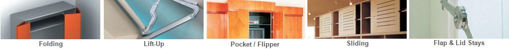 Cabinet Door Mechanisms on Sale