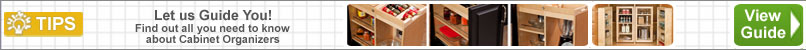 How to choose the right Cabinet Organizers for your Home. Cabinet Organizer Buying Guide