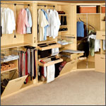 closet organization products