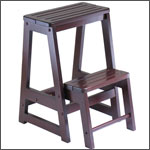 step stool and step ladders