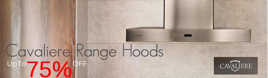 Cavaliere Range Hoods On Sale