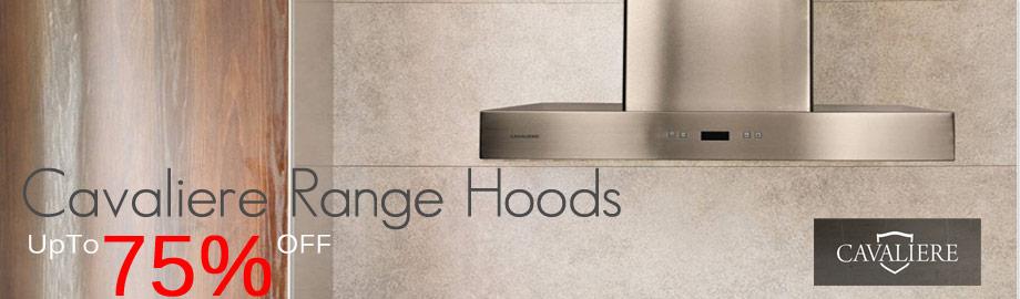 Cavaliere Range Hoods On Sale