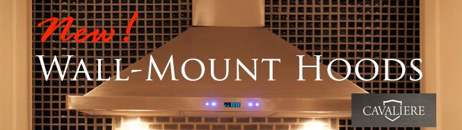 Cavaliere Wall-Mount Hoods