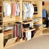 closet organization products
