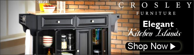 Kitchen Islands by Crosley Furniture