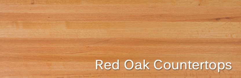 John Boos Red Oak Countertops