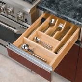 drawer inserts: by feeny & rev-a-shelf, customized drawer inserts by custom inserts