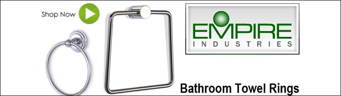Empire Industries Towel Rings