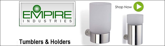 Empire Industries Bathroom Tumblers & Holders
