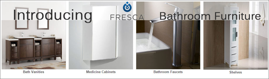 Fresca Bath Vanities On Sale