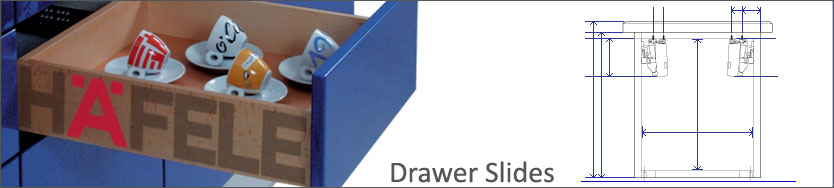 Hafele Drawer Slides