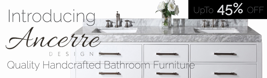 Ancerre Bathroom Furniture